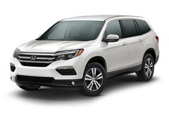 New 2018 Honda Pilot EX FWD SUV 5FNYF5H35JB014167 in Honolulu