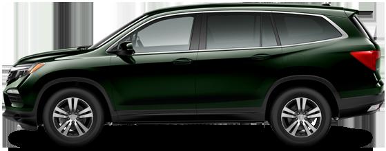2018 Honda Pilot SUV EX FWD