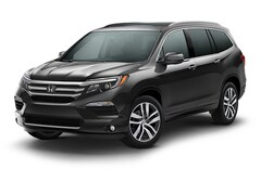 New 2018 Honda Pilot Elite SUV 5FNYF6H07JB021035 for sale in Terre Haute at Thompson's Honda