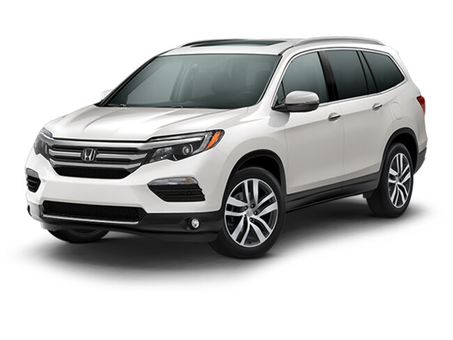 New 2018 Honda Pilot Elite AWD SUV Berkeley