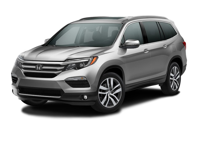 New 2018 Honda Pilot Elite AWD SUV in West Simsbury