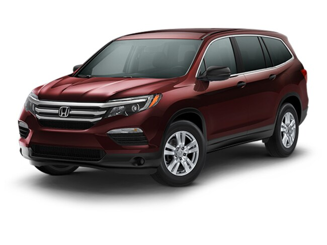 New 2018 Honda Pilot LX FWD For Sale in Lancaster, CA | VIN ...