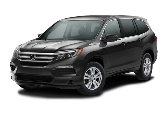 2018 Honda Pilot LX SUV