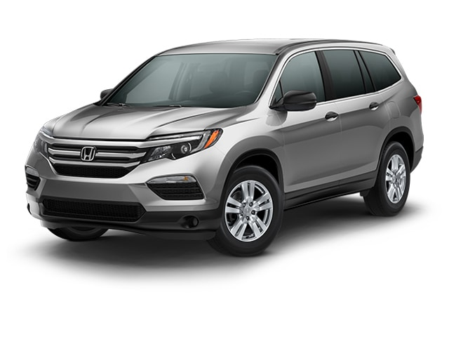 Used 2018 Honda Pilot LX SUV in Honolulu