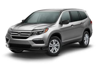 New 2018 Honda Pilot LX AWD SUV 72619 Boston, MA