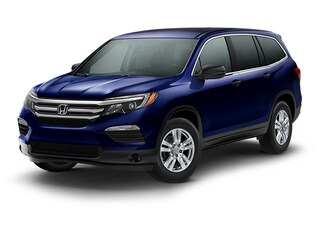 New 2018 Honda Pilot LX AWD SUV in Westborough, MA