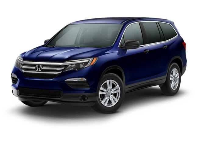 New 2018 Honda Pilot LX AWD SUV 6 speed automatic in Augusta