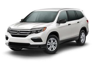 New 2018 Honda Pilot LX AWD SUV Burlington MA