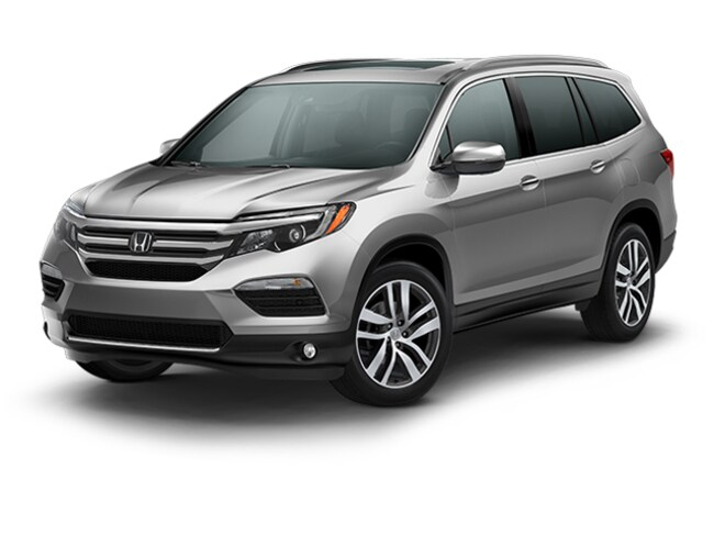 New Honda 2018 Honda Pilot Touring AWD SUV for sale in Toledo