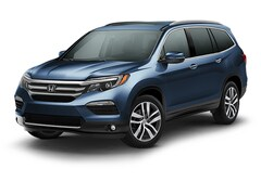 2018 Honda Pilot AWD TOURING SUV 9 speed automatic