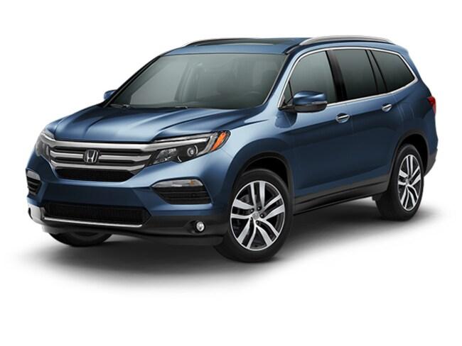 New 2018 Honda Pilot Touring SUV Abilene, TX