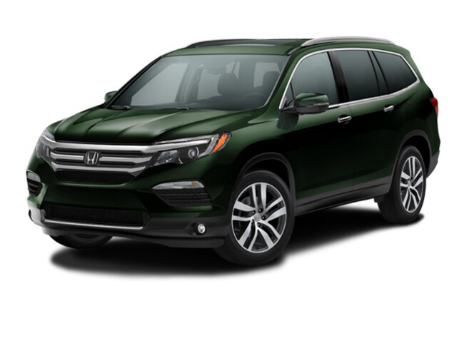 New 2018 Honda Pilot Touring AWD SUV in Bakersfield