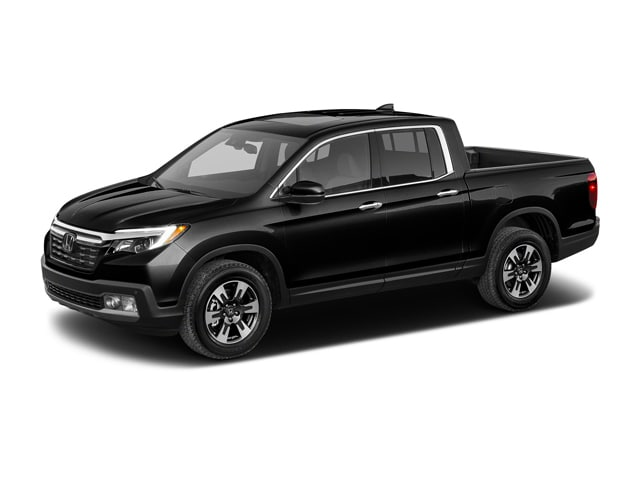 2018 Honda Ridgeline RTL-E AWD Truck Crew Cab