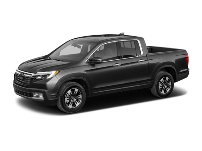 New 2018 Honda Ridgeline RTL-E AWD Truck Crew Cab in Bakersfield
