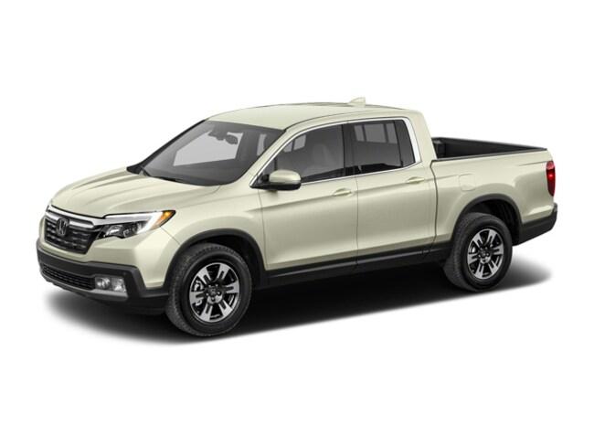 New 2018 Honda Ridgeline RTL-T AWD Truck Crew Cab in Bakersfield
