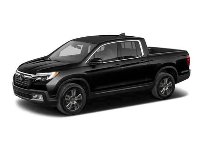 2018 Honda Ridgeline RTL AWD Pickup