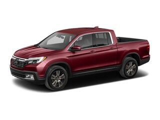 2018 Honda Ridgeline RTL AWD Truck Crew Cab