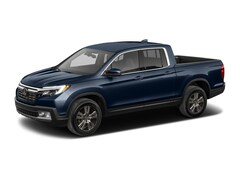 New 2018 Honda Ridgeline RTL AWD Truck Crew Cab Westborough