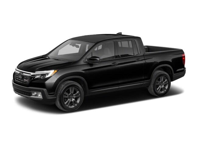 New 2018 Honda Ridgeline Sport AWD Truck Crew Cab in Bakersfield, CA