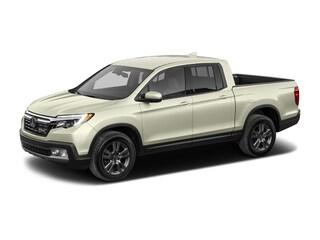 2018 Honda Ridgeline Sport AWD Truck Crew Cab