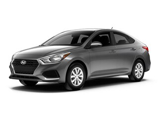 2018 Hyundai Accent Sedan Urban Gray