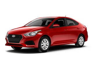 New 2018 Hyundai Accent SE Sedan 18377 in Auburn, MA