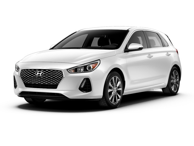 2018 Hyundai Elantra GT Style & Tech Packages Hatchback Ceramic White