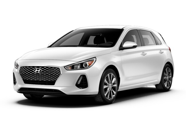 New 2018 Hyundai Elantra GT Base Hatchback for sale in Dublin, CA