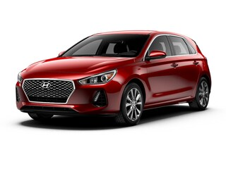 New 2018 Hyundai Elantra GT Base Hatchback in Ocala, FL
