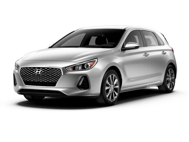 New 2018 Hyundai Elantra GT Base Hatchback in Loma Linda