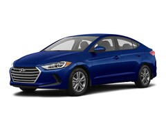 Certified Used 2018 Hyundai Elantra SEL Sedan New London Connecticut