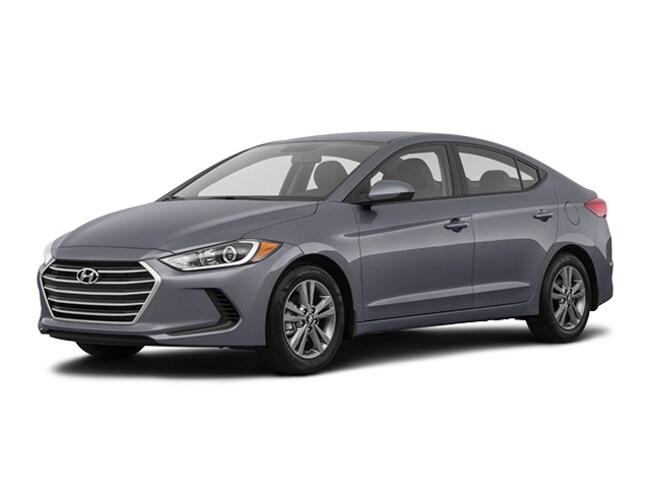 New 2018 Hyundai Elantra SEL Sedan 5NPD84LF1JH375093 for sale in Oneonta, NY