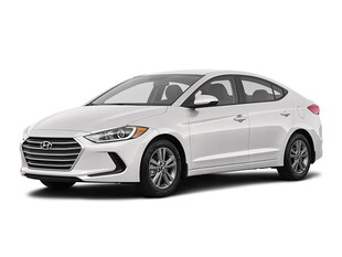 2018 Hyundai Elantra SEL 4dr Car