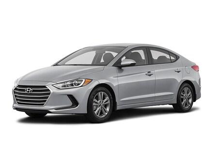 2018 Hyundai Elantra SEL SEL 2.0L Auto