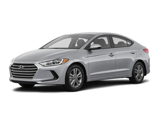 New 2018 Hyundai Elantra SEL Sedan near Salt Lake City
