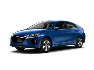 2018 Hyundai Ionic EV