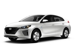 New Hyundai  2018 Hyundai Ioniq Hybrid Blue Hatchback for Sale in Idaho Falls, ID