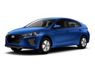 New 2018 Hyundai Ioniq Hybrid Blue Hatchback in Chicago
