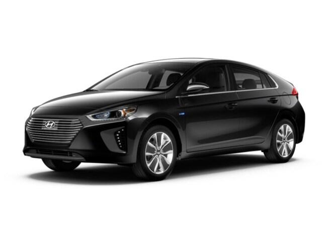 New 2018 Hyundai Ioniq Hybrid Limited Hatchback Maite, Guam