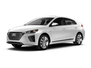 New 2018 Hyundai Ioniq Hybrid Limited Hatchback in Chicago
