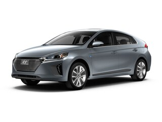 New 2018 Hyundai Ioniq Hybrid Limited Hatchback KMHC85LC9JU059918 for sale in Athens, OH at Don Wood Hyundai