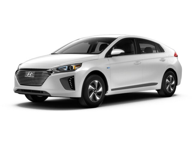 New 2018 Hyundai Ioniq Hybrid SEL Hatchback For Sale/Lease Orchard Park, NY
