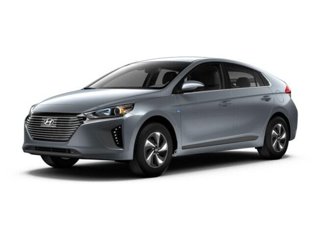 New 2018 Hyundai Ioniq Hybrid SEL Hatchback for sale in Western MA