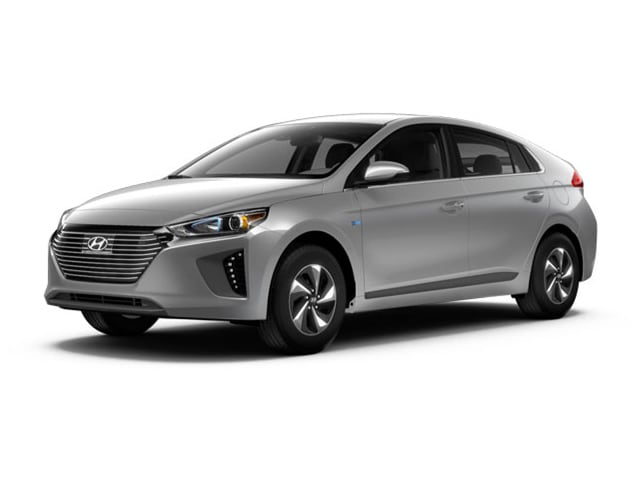 2018 Hyundai Ioniq Hybrid Hatchback