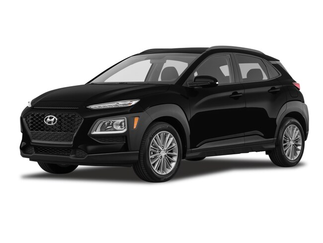 New 2018 Hyundai Kona SEL SUV North Aurora
