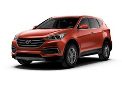 2018 Hyundai Santa Fe Sport 2.4L SUV 5XYZU3LBXJG522088