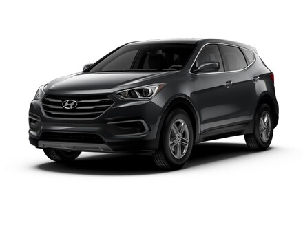 2018 Hyundai Santa Fe Sport 2.4L 2.4L Auto