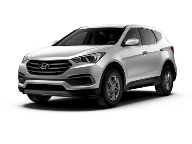 2018 Hyundai Santa Fe Sport 2.4 Base Wagon