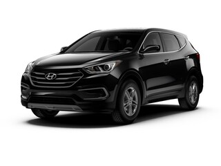 Certified Pre-Owned 2018 Hyundai Santa Fe Sport 2.4 Base SUV for Sale in Cincinnati OH at Superior Hyundai South