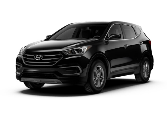 New 2018 Hyundai Santa Fe Sport 2.4L SUV near Hampton